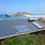 Domestic Solar Heating (Geysers) 1