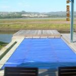 Thermal Pool Covers and rollup stations 2