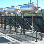 Domestic Solar Heating (Geysers)