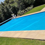 Thermal Pool Covers and rollup stations